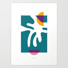 ono • ichi Art Print