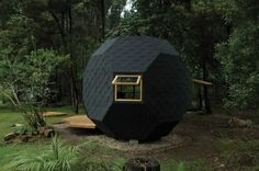 WANKEN - The Blog of Shelby White » Habitable Polyhedron #house #creative space #polyhedron #manuel villa