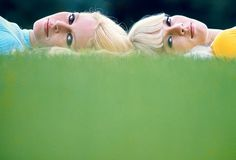 Brigitte Bardot and Sylvie Vartan #inspiration #photography #celebrity