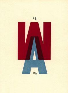 Mónica y Antonio - Tipos a medida - Laura Meseguer #print #lettering #typography