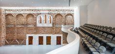 Vlad Sebastian Rusu Architecture | Cultural palace refurbishment