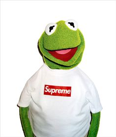 Terry Richardson Kermit, 2015 Supreme