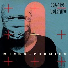 Cabaret Voltaire - Micro-Phonies(LP) | hhv.de | shop #lp cover #neville brody #cabaret voltaire