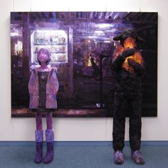 Mesmerizing Mixed Artworks by Shintaro Ohata