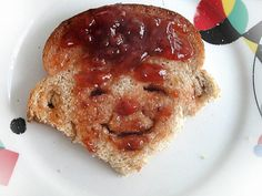 Creative Food Faces by Victor Nunes - JOQUZ #face #food