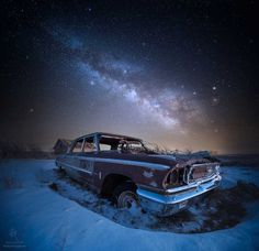 South Dakota's Amazing Night Skies: Landscape and Astrophotography by Aaron J. Groen