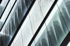 Image Spark dmciv #sanaa #glass #towers #tokyo #architecture #japan #facades