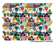 All sizes | tri3 | Flickr - Photo Sharing! #illustration #chris #triangles #keegan
