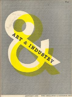 with a music note? #print #design #graphic #cover #vintage #50s #magazine
