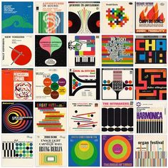 Project Thirty-Three #geometry #covers #illustration #music #colour