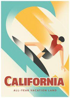 Travel Posters #illustration #poster #design