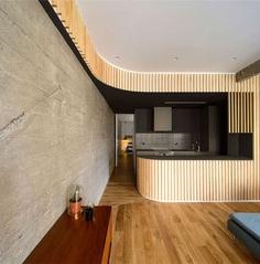 Bilbao Apartment Renovation by Garmendia Cordero Arquitectos - InteriorZine