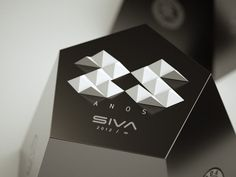 Trophy Award 25 Year Anniversary SIVA on Behance #pack