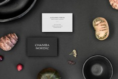 Chambra Nordic Branding - Mindsparkle Mag Holgersson designed the branding and identity for Chamba Nordic, a Danish brand bringing traditional Colombian ceramics called 'Chamba' to Denmark. #logo #packaging #identity #branding #design #color #photography #graphic #design #gallery #blog #project #mindsparkle #mag #beautiful #portfolio #designer