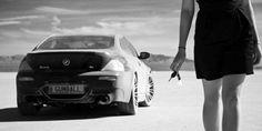 Women and cars « . . . #retro #women #cars #blackandwhite #luxury #beauty