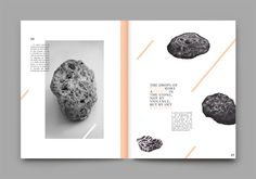 R O C C A stories on Behance #page #design #graphic #book #editorial