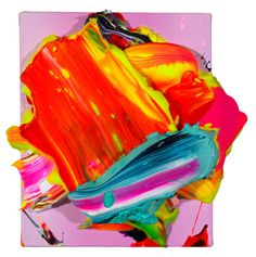 Yago Hortal   PICDIT #abstract #design #color #paint #painting #art #colour