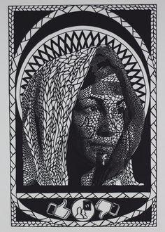Carlo fantin paper art #religion #art #media #paper #social