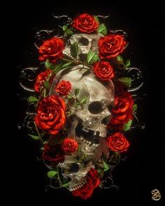 Tattooed Death