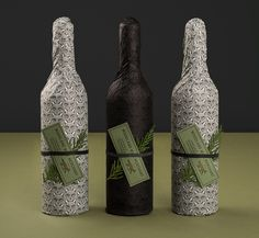 Illustrated packaging for Nashville based Woodland Wine Merchant by Perky Bros #packaging #identity #branding #bottle