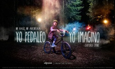 Oxford - Yo Pedaleo // Yo Imagino on Behance