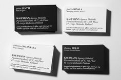 Graphic-ExchanGE - a selection of graphic projects #businesscard