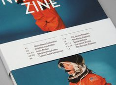 Magazine Layout Design Inspiration #page #contents