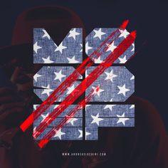 Mos Def #mosdef #hiphop #typography #branding