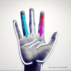 fitz and the tantrums fitz and the tantrums cd album cover design