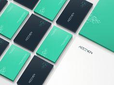 Accenon #visual #branding #design #brand #oven #identity #stationery