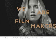 The | Marmalade #website