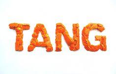 TANG #tangerine #typography
