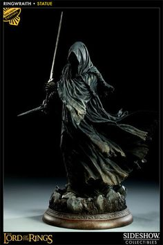 Ringwraith Polystone Statue #rings #of #nazgul #ringwraith #lord #the