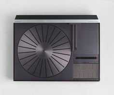 MoMA | The Collection | Jakob Jensen. Beogram 4002 Turntable. 1974 #product #design #turntable
