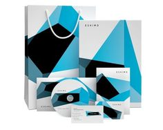FFFFOUND! | 17 great visual identities for your inspiration #packaging #shapes #geometric #branding