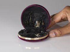 talwst22 #miniature #art #box #jewellery