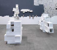Andrea Zittel | Klat Magazine #instalation
