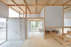 Koda Townhouse by Naoya Kitamura