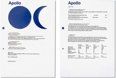 Apollo : Studio Laucke Siebein #identity