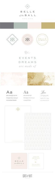 Brand Reveal / Belle