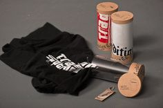 Tradition - 25 Cool T-shirt Packaging Design Examples #packaging #design #graphic #shirts