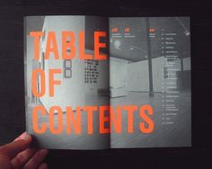 Typeforce Exhibition Catalogue by Darren McPherson #design #graphic
