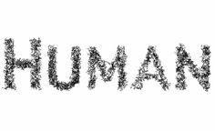 human #typography #type #font #human #generative #ecuador