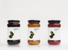 Casa de Valmonio on the Behance Network #packaging #jam #marmalade