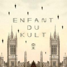 Image of Enfant du Kult font #fonts #font #typo #typography