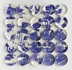 hatch_after_blue_willow.jpg #porcelain #art