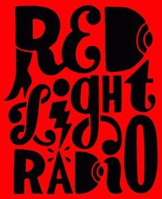 Red Light Radio #parra #typography