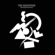 The Valentinos « Jonathan Zawada #cover #shapes