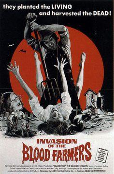 f i c k l e f i b e r s: old horror movie posters
