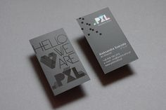 Konrad Sybilski xe2x9ax93 Portfolio / works #stationary #card #sybliski #bussiness #pxl #konrad